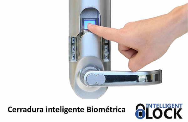 cerraduras inteligentes biometricas intelligentlock